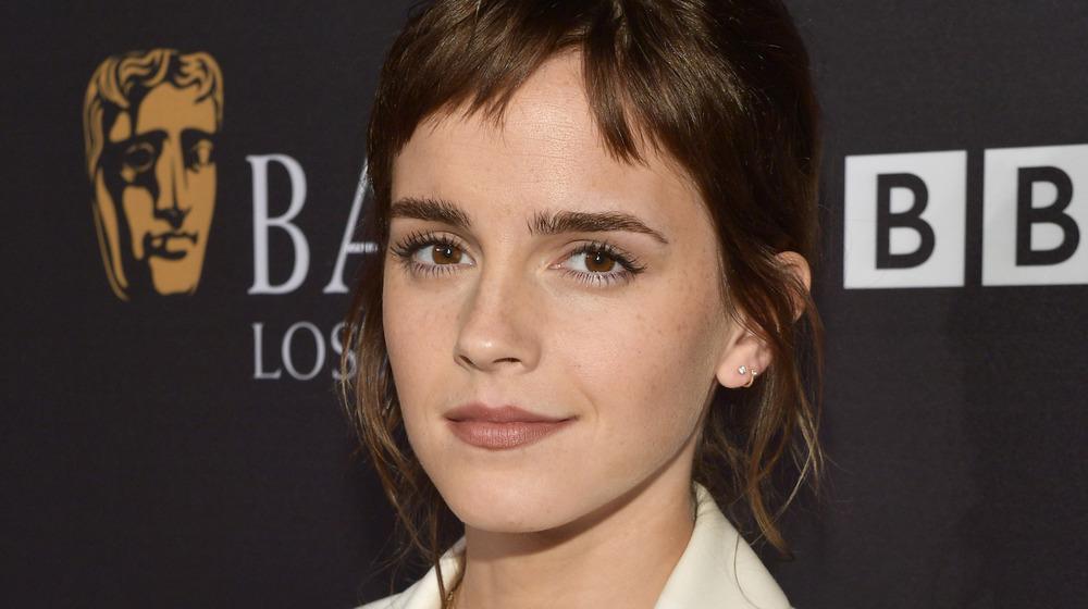 Emma Watson at an event