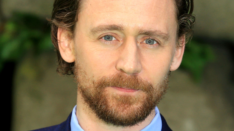 Tom Hiddleston at 'Early Man' premiere 2018