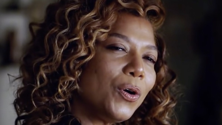 Queen Latifah on The Equalizer