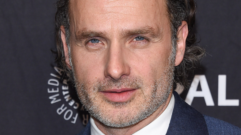 Andrew Lincoln at an event