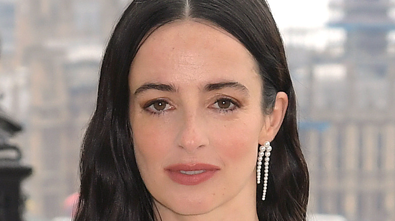 Laura Donnelly looking at camera