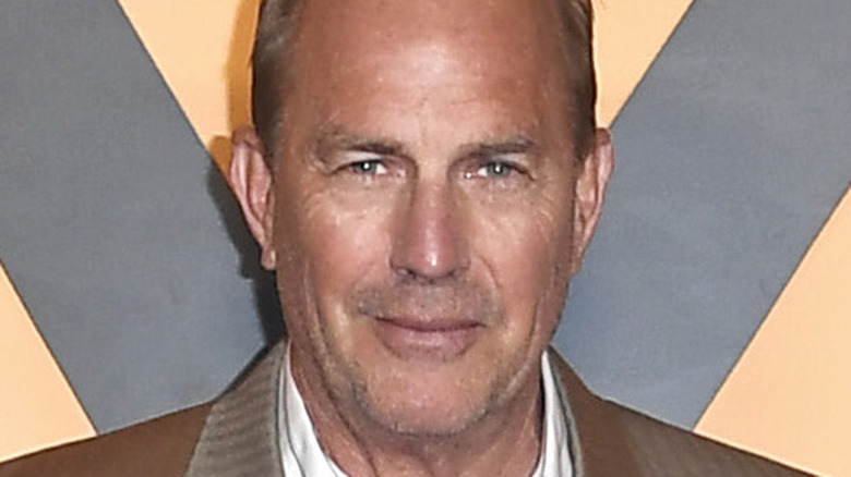Kevin Costner, Cole Hauser, and Kelsey Asbille from Yellowstone