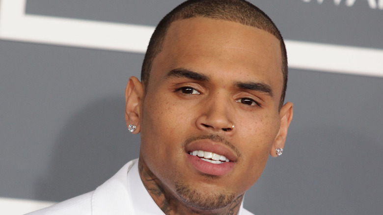 Chris Brown wants his lover to show off their skills in the bedroom