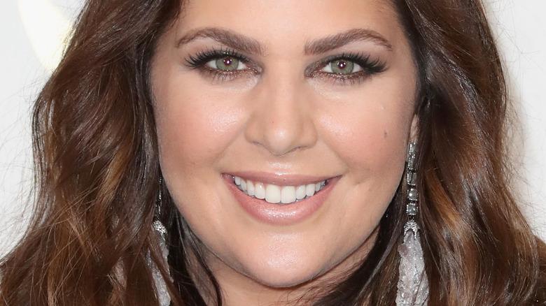 Hillary Scott smiling