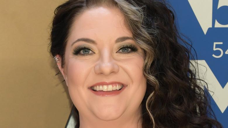 Ashley McBryde smiling