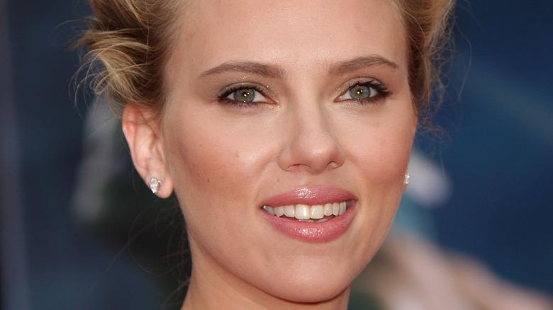 Scarlett Johansson at an event