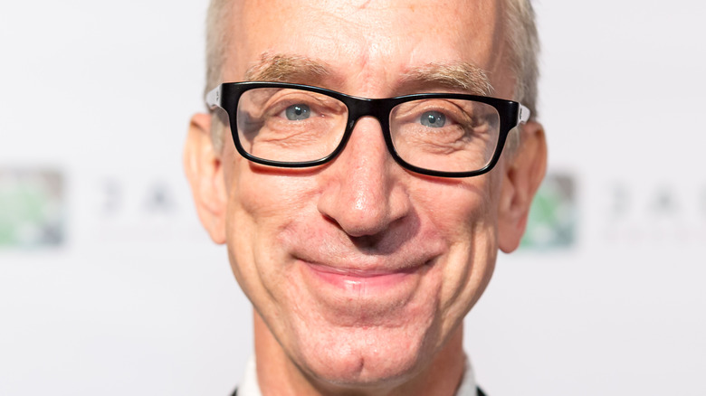 Andy Dick on red carpet