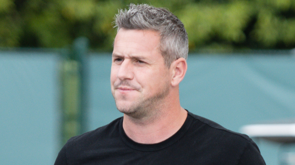 Ant Anstead looking serious