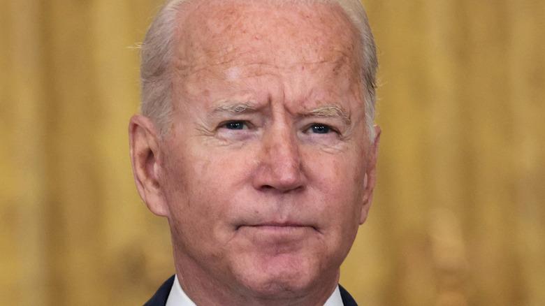 Joe Biden Afghanistan remarks