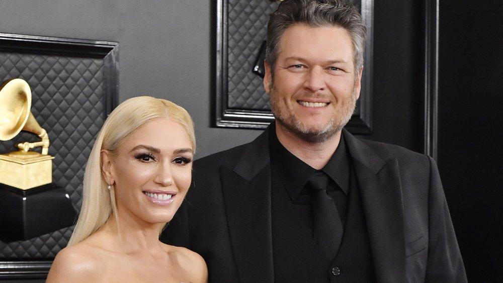 Gwen Stefani; Blake Shelton
