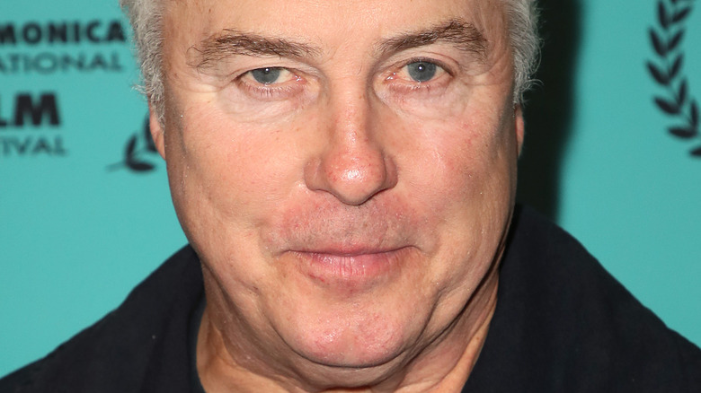 William Petersen blue eyes