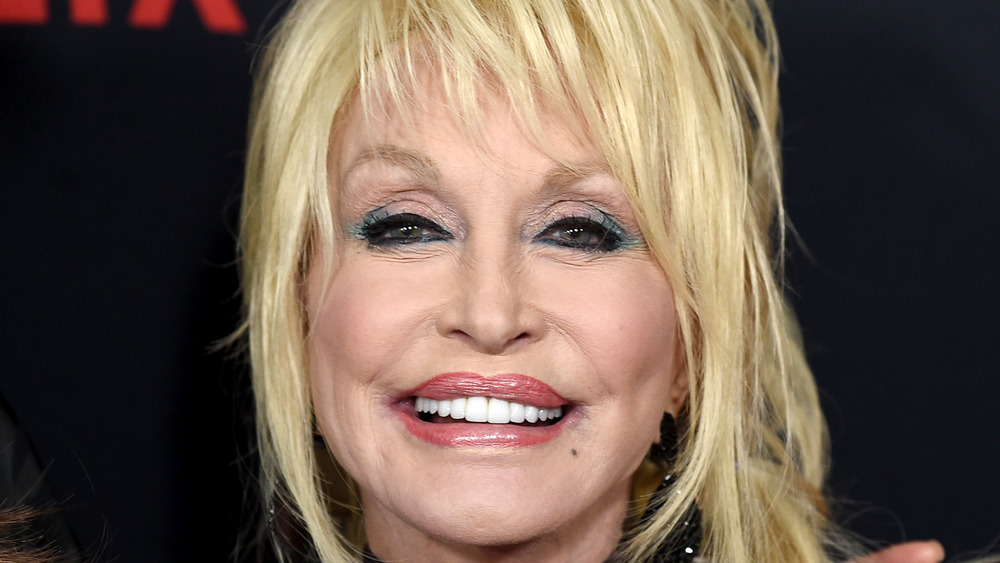 Dolly Parton attends the We Are Family Foundation awards