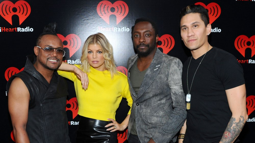 Fergie, Will.i.am, Taboo, and Apl.De.Ap. of the Black Eyed Peas