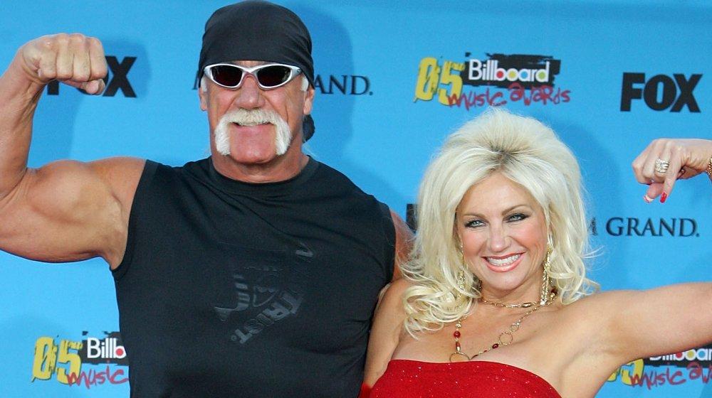 Hulk Hogan & Linda Hogan