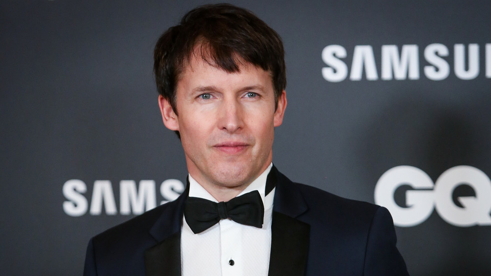 James Blunt attends the GQ Men of the Year Awards in 2019