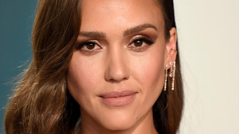 Jessica Alba, 2020 Oscars photo