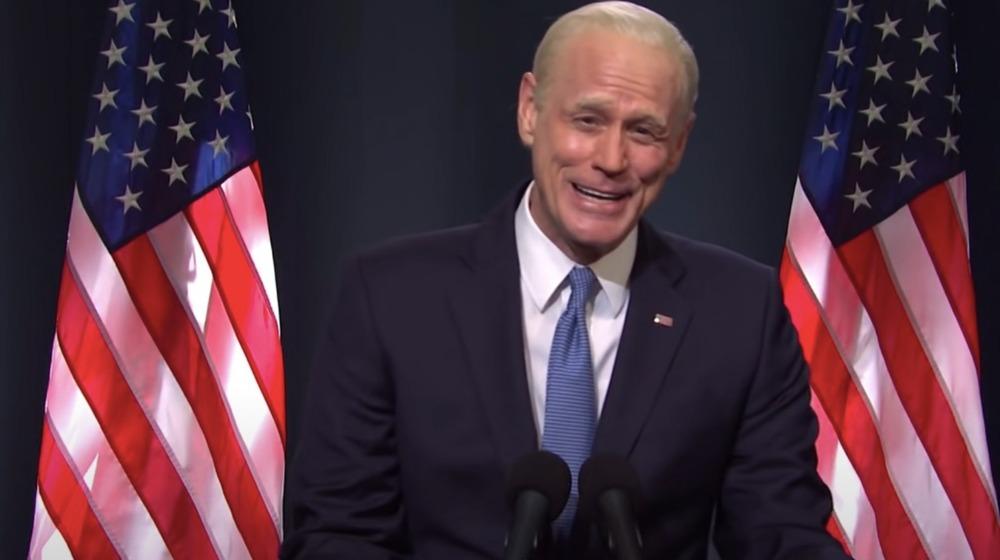 Jim Carrey as Joe Biden on SNL