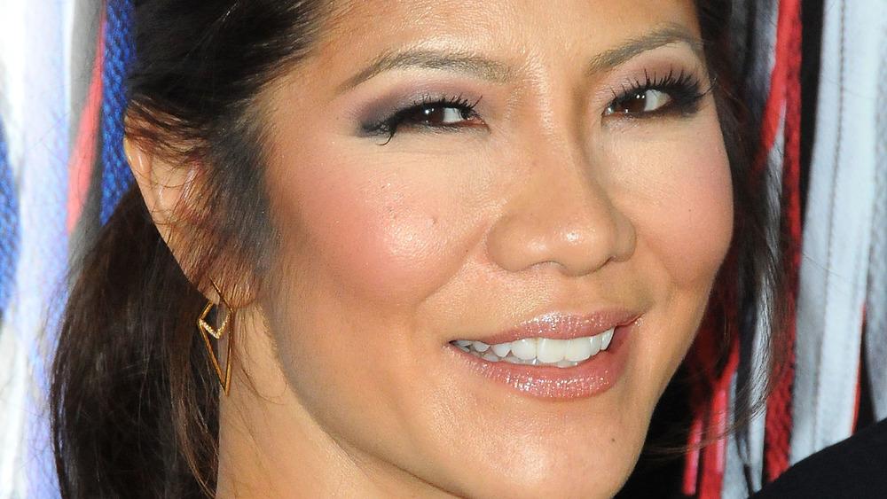 Julie Chen smiling