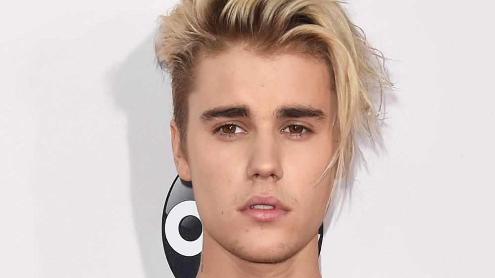 Justin Bieber headshot