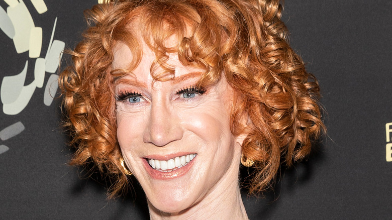 Kathy Griffin in 2019