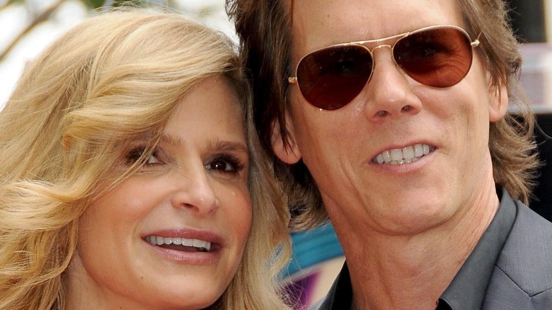 Kyra Sedgwick and Kevin Bacon red carpet