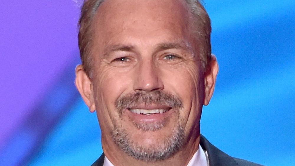 Kevin Costner headshot