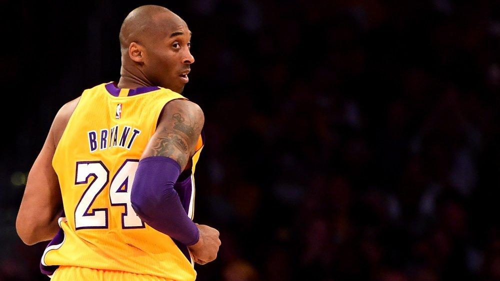 Kobe Bryant jersey No. 24