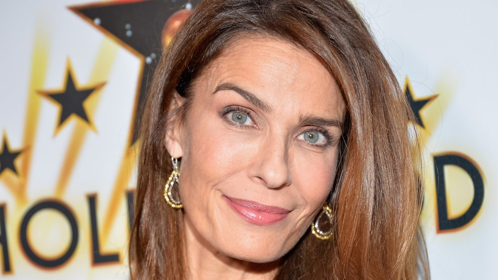 Kristian Alfonso attends the Hollywood Walk Of Fame Honors