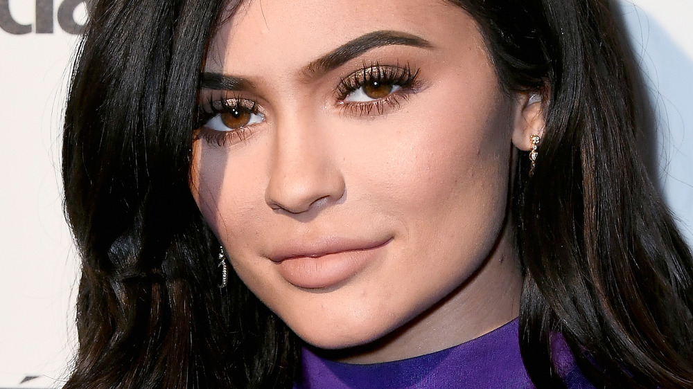 Kylie Jenner nude lips