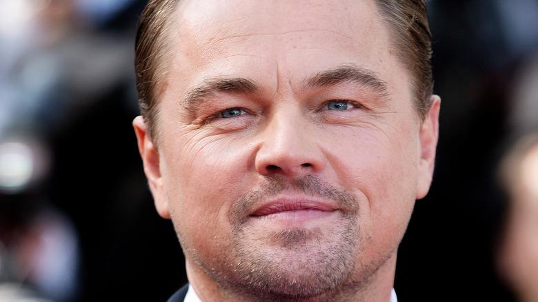 Leonardo DiCaprio at the Cannes Film Festival