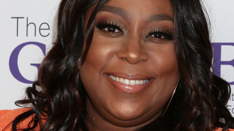Loni Love at event