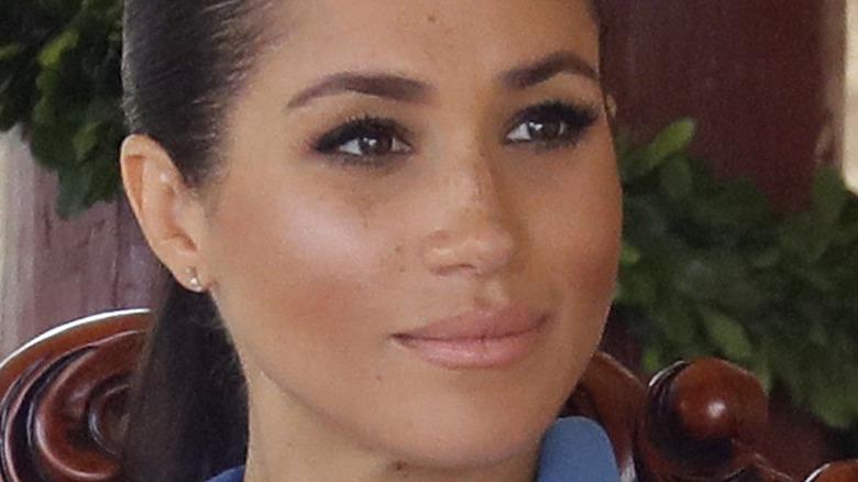 Meghan Markle natural makeup