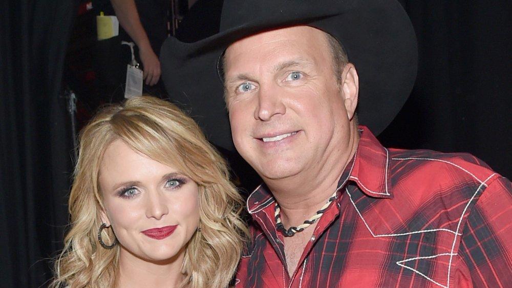 Miranda Lambert and Garth Brooks