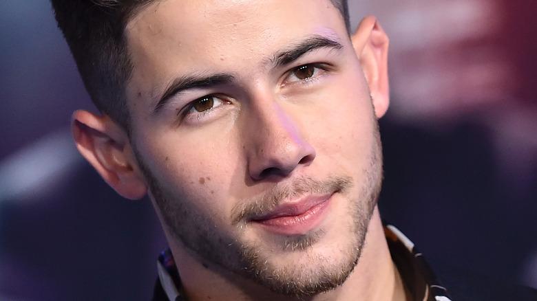 Nick Jonas smile