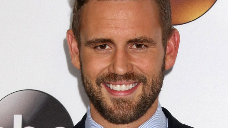 NIck Viall on a red carpet