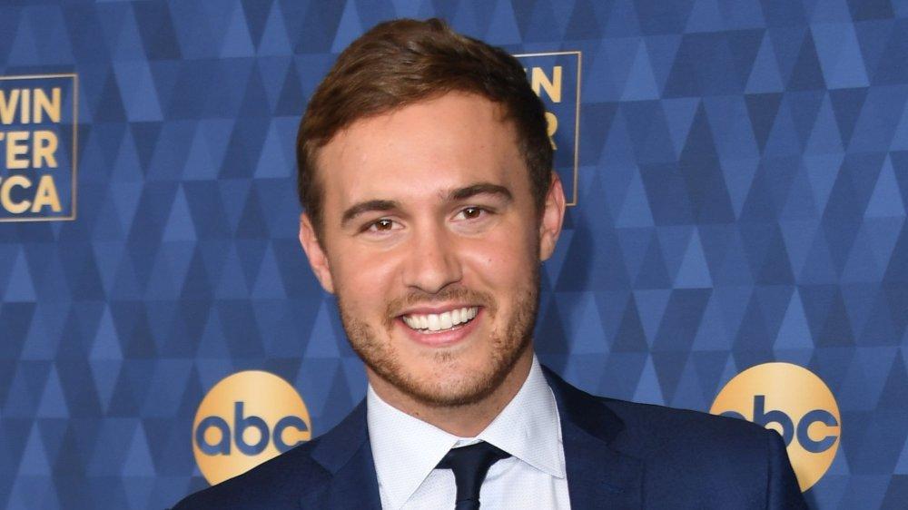 Star of 'The Bachelor' season 24 Peter Weber