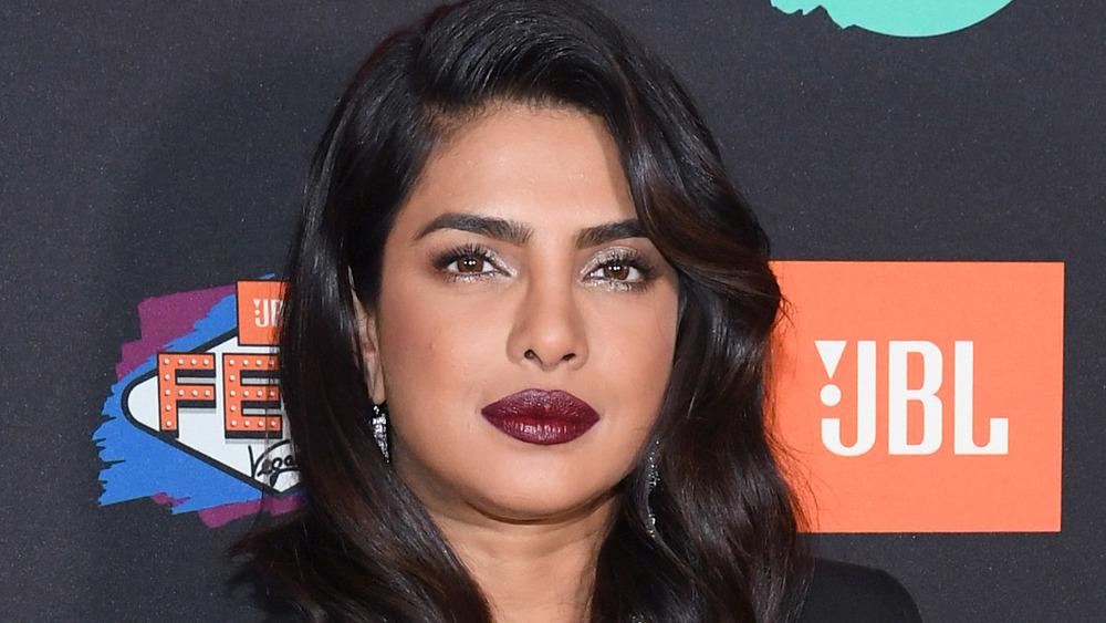 Priyanka Chopra on red carpet