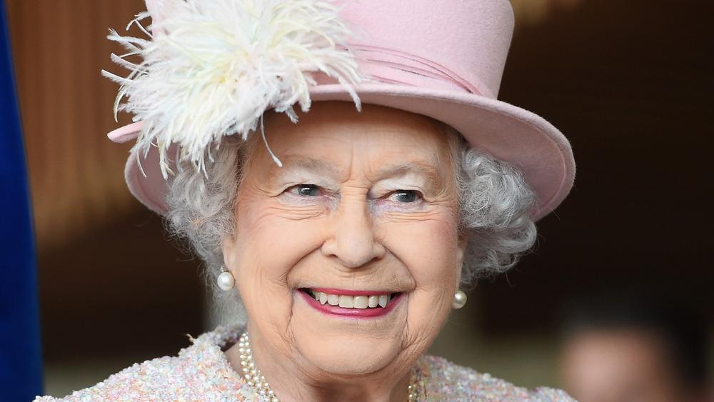 Queen Elizabeth II at Chichester Theatre 2017