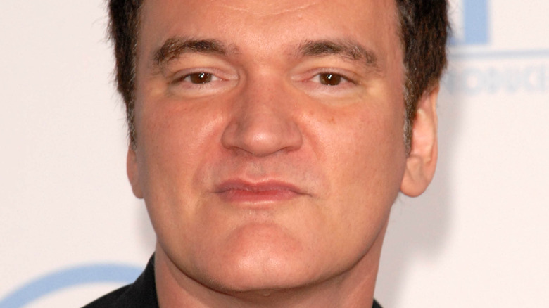 Quentin Tarantino at an event