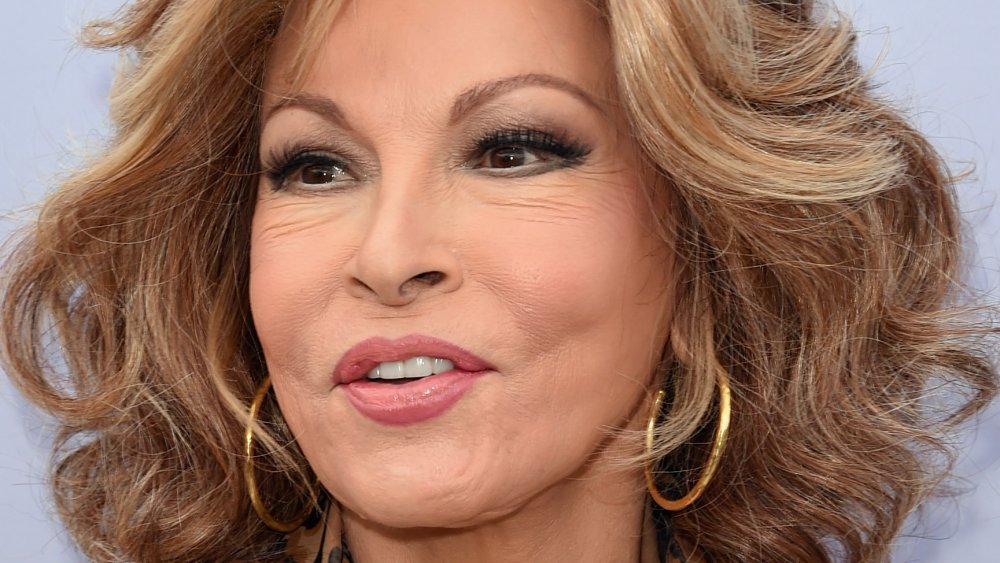 Actress Raquel Welch attends the 24th annual Women in Entertainment Breakfast hosted by The Hollywood Reporter