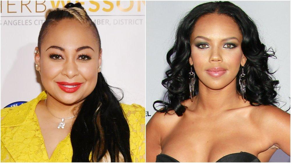 "Former ""Cheetah Girls"" co-stars Raven-Symoné and Kiely Willams"