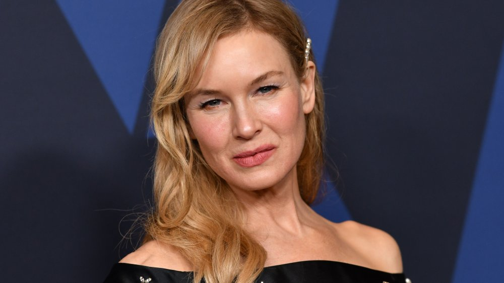 Renée Zellweger attends the Academy Of Motion Picture Arts And Sciences' 11th Annual Governors Awards