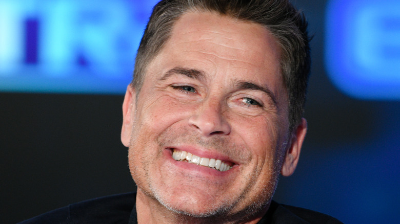 Rob Lowe in 2020