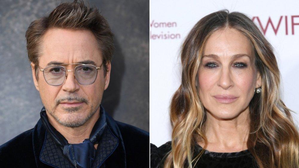 Sarah Jessica Parker, Robert Downey Jr.