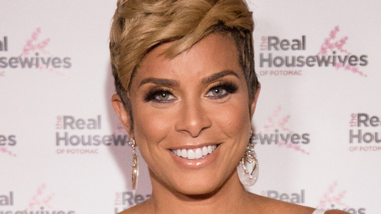 """Robyn Dixon attends """"Real Housewives Of Potomac"""" Premiere Party"""