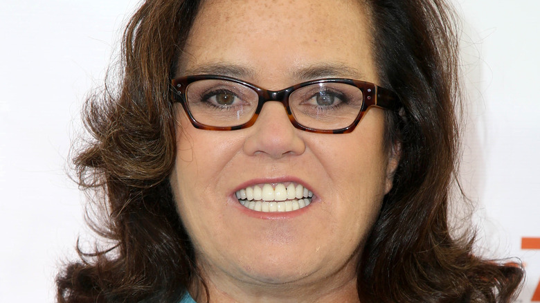 Rosie O'Donnell smile