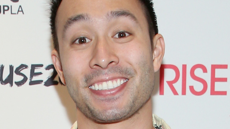 Ryan Bergara smiling