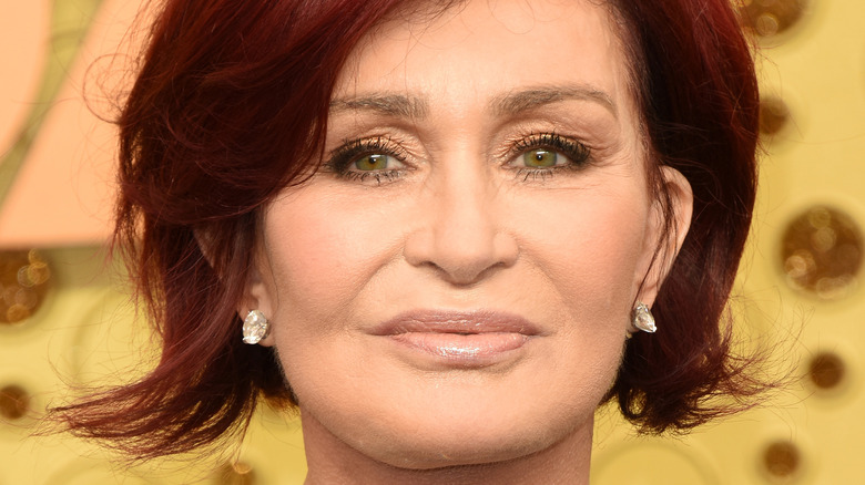 Sharon Osbourne at the Emmy Awards