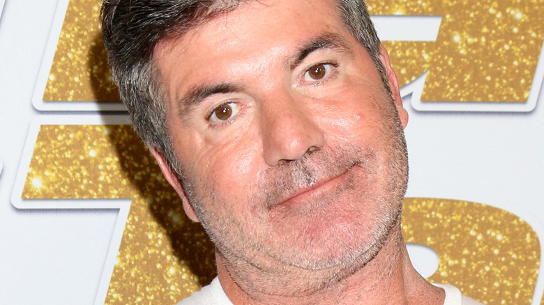 Simon Cowell at an America's Got Talent event