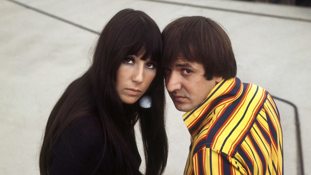 Cher and Sonny Bono in the 1960s